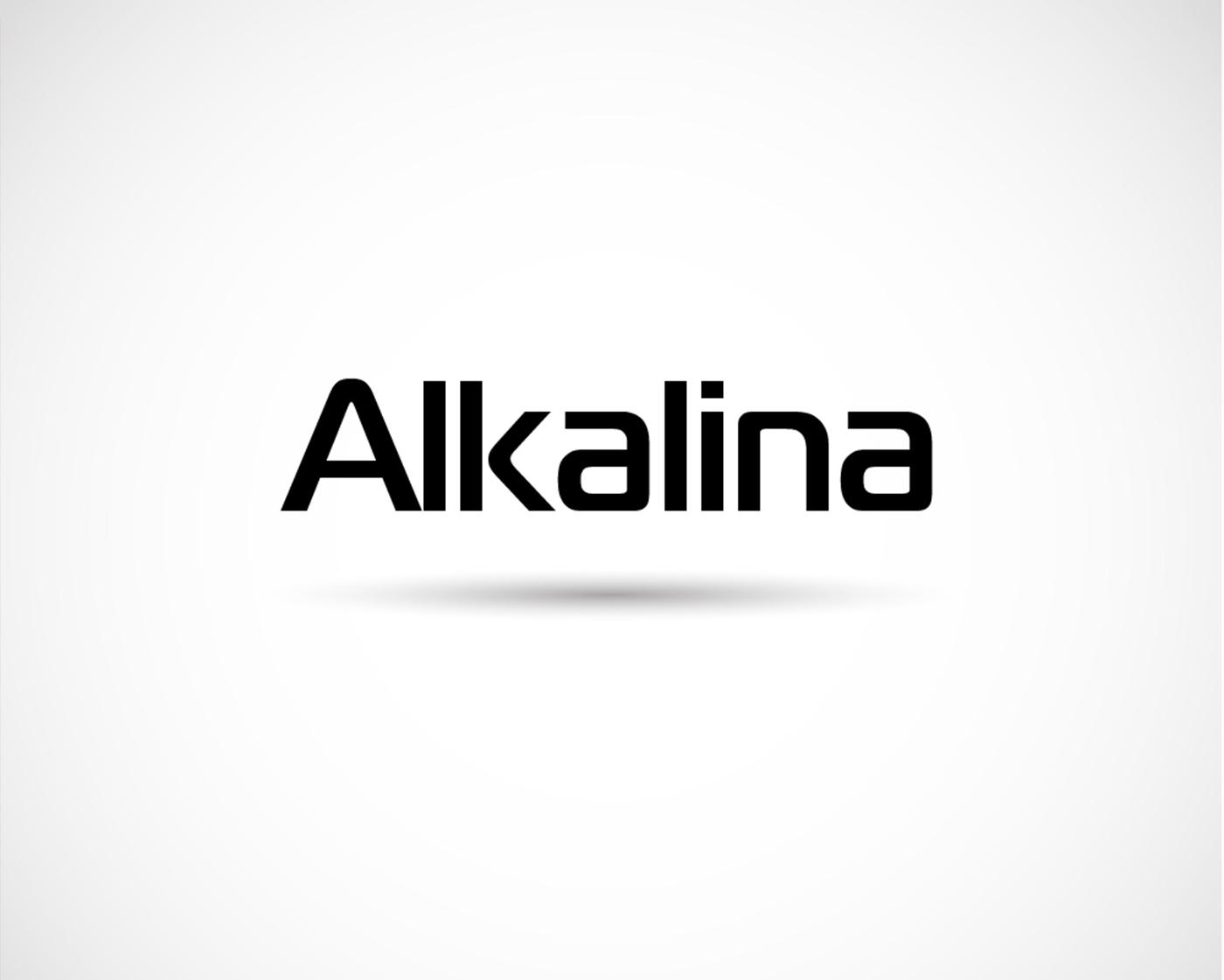 Alkalina Alkaline – Branding