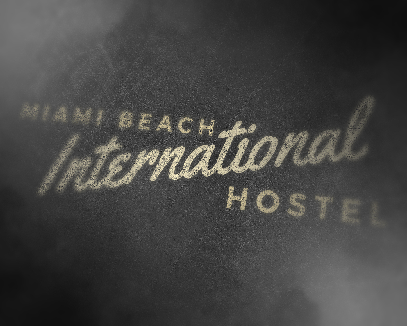 International Hostel – Branding