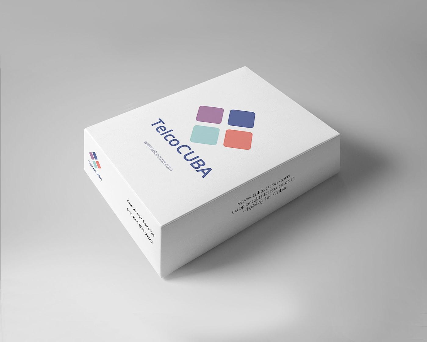 TelcoCuba – Packaging